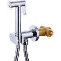 Смеситель встраиваемый с гигиеническим душем Hansen H6112