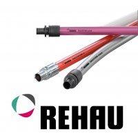Трубы и фитинги Rehau