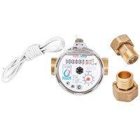 Счетчик воды универсальный ЭКО НОМ-15-80И + КЧМ