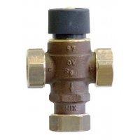 """Термостатический смесительный клапан Oventrop 1300351 Brawa-Mix 1"""" (3 накид. гайки в компл.)"""