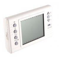 Хронотермостат Valtec комнатный электронный 220/24 В (AA) (арт. VT.AC710.0.0)