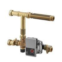 Насосно-смесительный блок Oventrop Regufloor HC - Ду25 (с насосом Wilo E15/1-5)