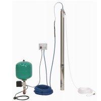 Насос одинарный Wilo-Sub TWU 3-0123-Plug-Pump/DC