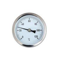 "Термометр Hansa 63мм-50мм 1/2"" 0-120 °C аксиальный"