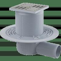Сливной трап AlcaPlast APV1321 (105×105/50)