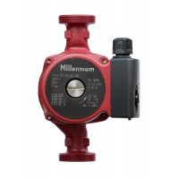 Насос циркуляционный Millennium MPS 25-40 (180 мм) с гайками