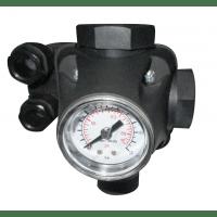 Реле давления Millennium со встроенным манометром RDUM0010
