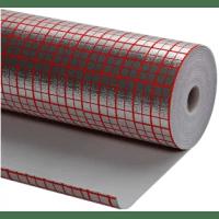 Подложка для теплого пола рулонная Millennium Ecoflex 3мм (1,2x25м)