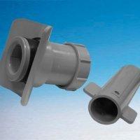Врезка канализационная 110-50 McAlpine BOSSCONN 110-50-GR