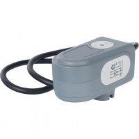 Сервопривод для шаровых зональных клапанов, ход 90°, кабель 1м., 40 сек., 24V, 5 полюсов Stout SVM-0071-024005
