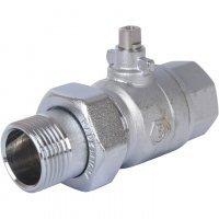 Шаровой двухходовой зональный клапан НВ 1x1 Stout SVM-0072-200125