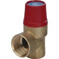 Клапан предохранительный 25 x 1/2 Stout SVS-0001-002515