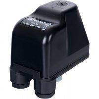 """Реле давления для водоснабжения PM12G 3-12 бар 1/4"""" с накидной гайкой Stout SCS-0001-000012"""