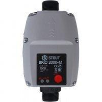 Устройство управления насосом BRIO-2000M Stout SCS-0001-000061