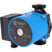 Насос циркуляционный 25/40-130 Stout SPC-0001-2540130