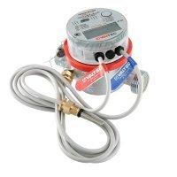 Теплосчетчик квартирный Valtec VHM-T-15/0,6/O/ ,с тахометрическим расходомером(для установки на обратный трубопровод)(Qn=0,6