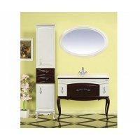Комплект мебели 100 см, бежево-коричневый, Misty Флоренция 100 Л-Фло01100-461-K