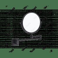 Зеркало косметическое для ванной Vivi Felice Notte FL 1032 N Черный матовый