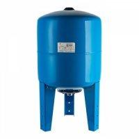 Гидроаккумулятор STOUT - 1000л. (вертикальный, со сменной мембраной, на опорных стойках)